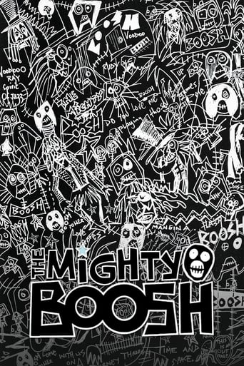 Poster of The Mighty Boosh