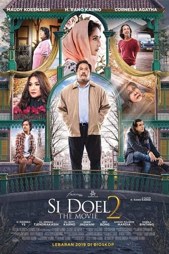 Poster of Si Doel the Movie 2