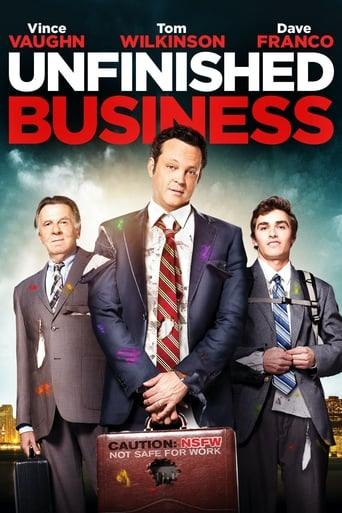 Poster of Unfinished Business