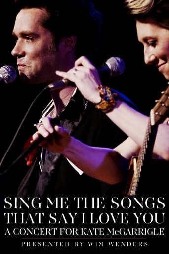 Poster of Sing Me the Songs That Say I Love You: A Concert for Kate McGarrigle