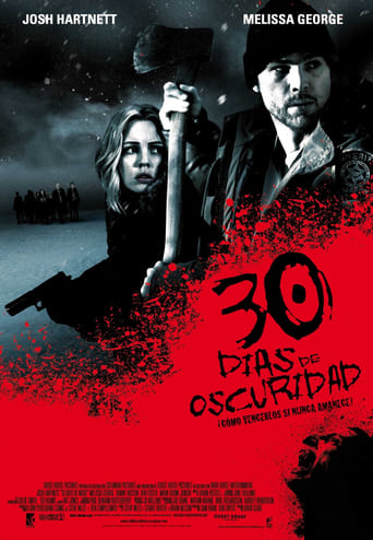 30 dias de oscuridad 30 Days of Night