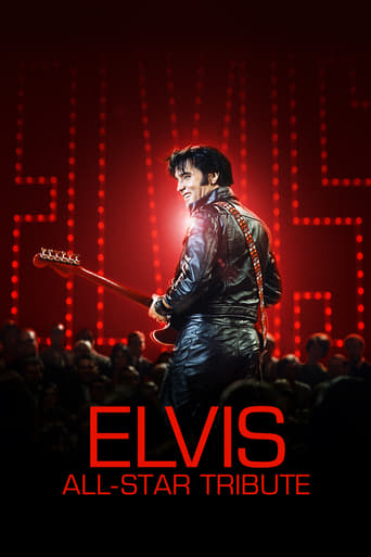 Poster of Elvis All-Star Tribute
