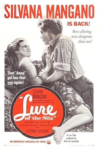 Lure of the Sila Movie Poster