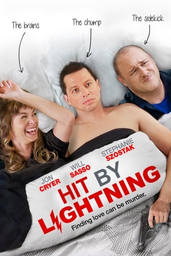Poster of Hit by Lightning