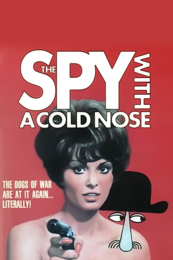 Poster of The Spy with a Cold Nose