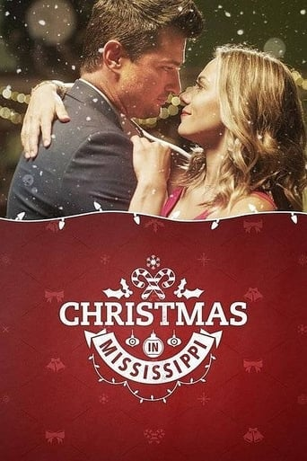 Poster of Christmas in Mississippi