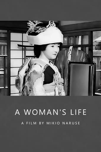 Poster of A Woman's Life
