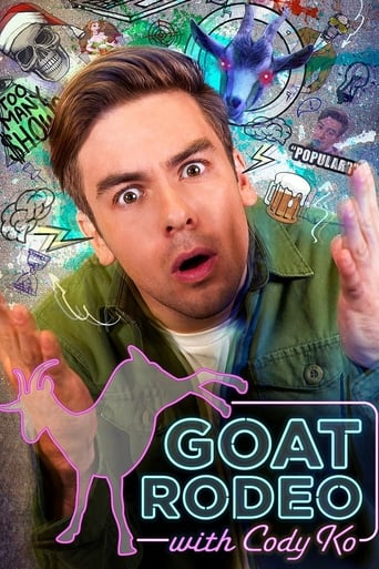 Poster of GOAT Rodeo with Cody Ko