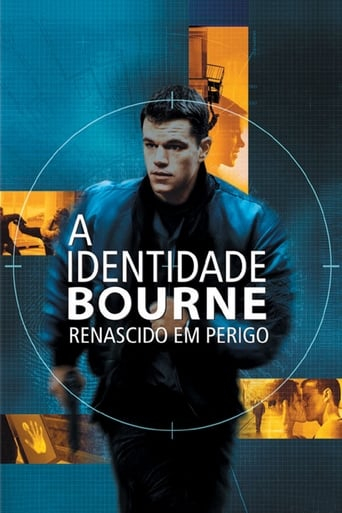 A Identidade Bourne - Poster