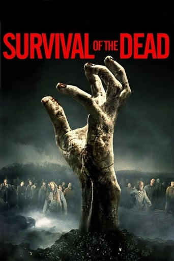 Survival of the Dead Poster