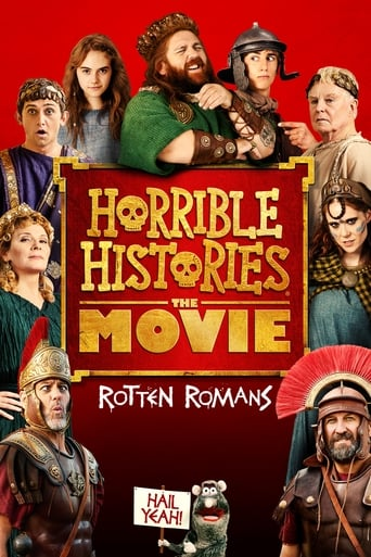 Watch Horrible Histories: The Movie - Rotten Romans Free Movie Online
