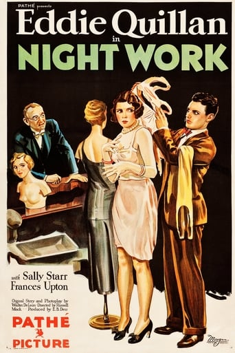 Poster of Night Work