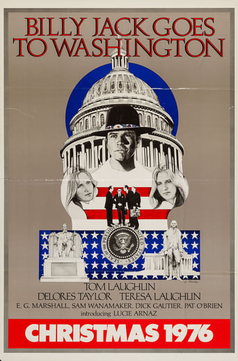 Poster of Billy Jack Goes to Washington