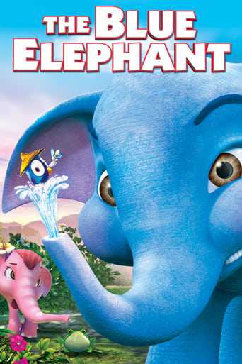 Poster of The Blue Elephant