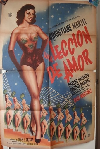 Poster of Una lección de amor