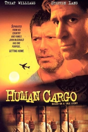 Poster of Escape: Human Cargo
