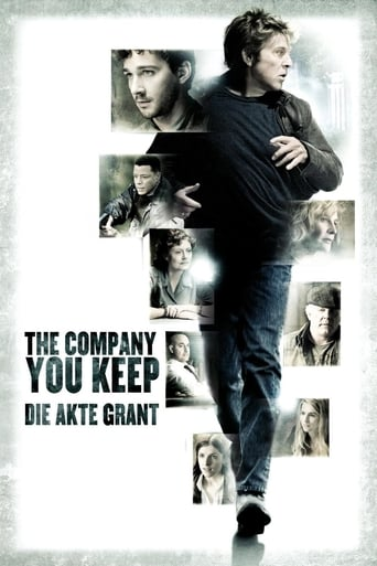 The Company You Keep - Die Akte Grant - Drama / 2013 / ab 12 Jahre