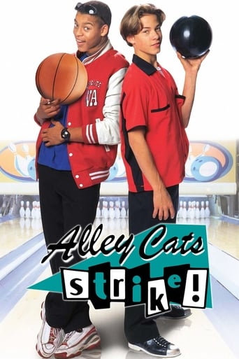 Poster of Alley Cats Strike