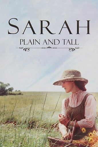 Poster of Sarah, Plain and Tall