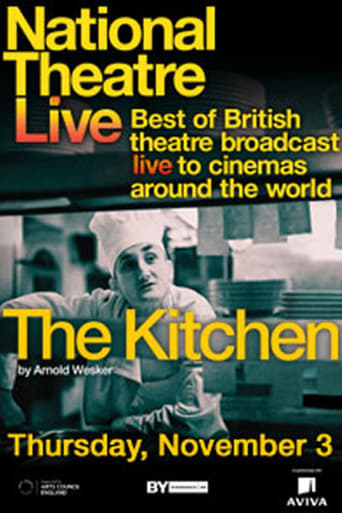 Poster of National Theatre Live: The Kitchen