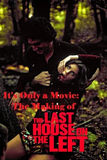 Poster of It's Only a Movie: The Making of 'Last House on the Left'