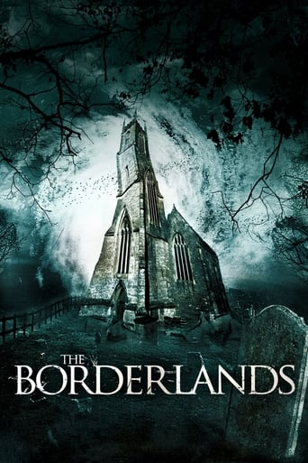 Poster of The Borderlands