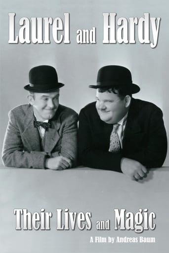 Poster of Laurel & Hardy: Their Lives and Magic
