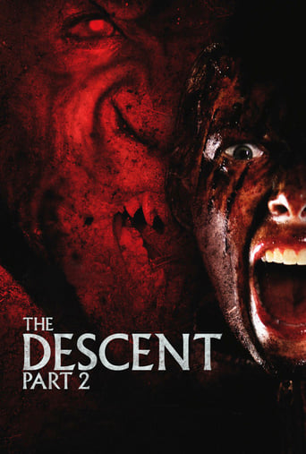 Poster of The Descent: Part 2