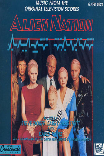 Poster of Alien Nation: Body and Soul