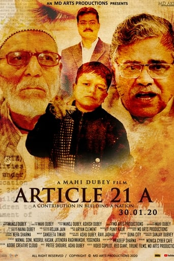Article 21 A