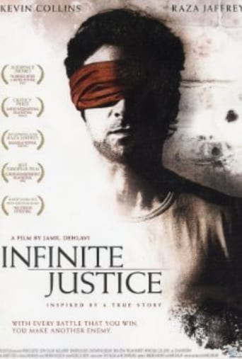 Poster of infinite justice fragman
