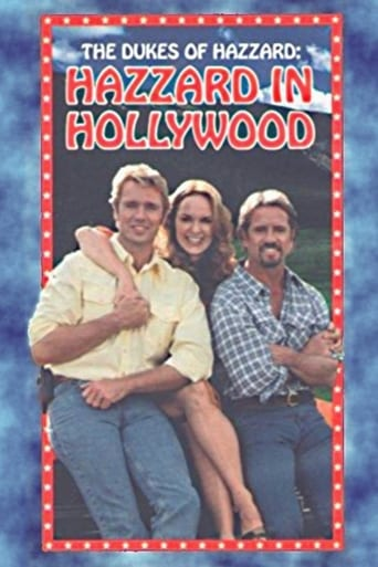 Poster of The Dukes of Hazzard: Hazzard in Hollywood