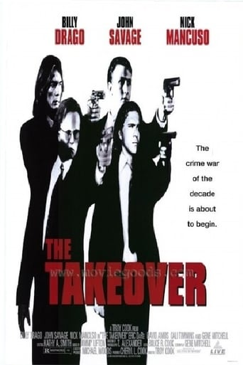 Poster of The Takeover