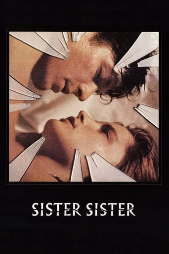 Poster of Sister, Sister