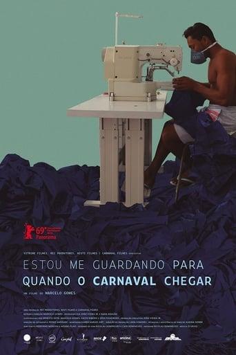 Estou Me Guardando para Quando o Carnaval Chegar - Poster