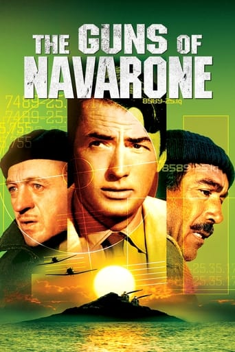 Poster of The Guns of Navarone