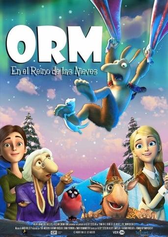 Orm en el reino de las nieves / La Reina de las Nieves 2: El Espejo Encantado