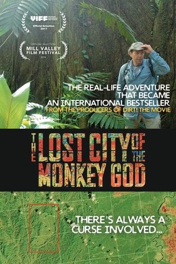 Lost City of the Monkey God