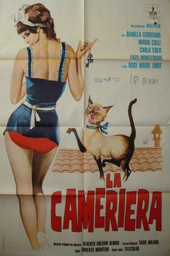 Poster of La Cameriera