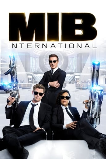 The Men in Black: International (2019) movie poster image