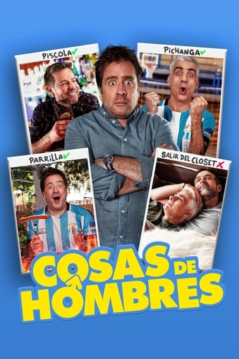 Poster of Cosas de hombres