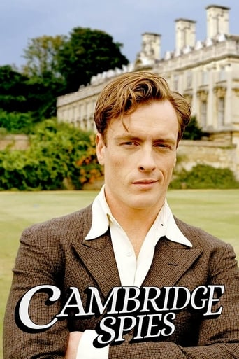 Poster of Cambridge Spies