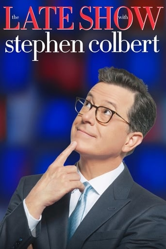 Capitulos de: The Late Show with Stephen Colbert
