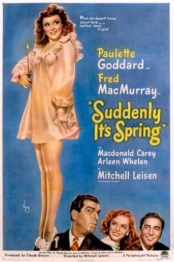 Poster of Suddenly It's Spring