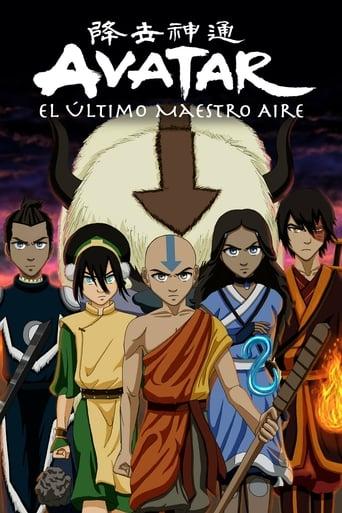 Poster of Avatar: La leyenda de Aang