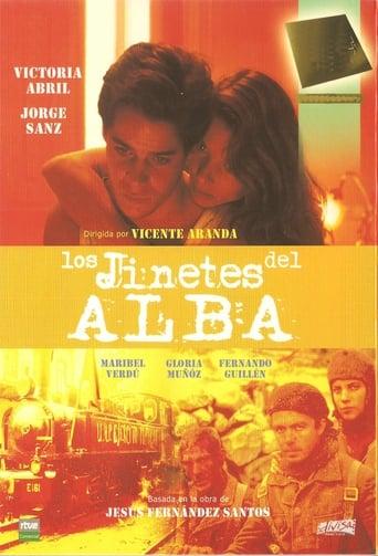Poster of Los Jinetes del Alba