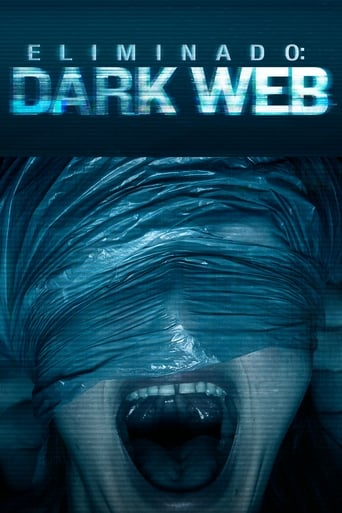 Poster of Eliminado: Dark Web