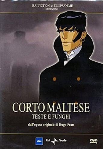 Poster of Corto Maltese: Teste e Funghi