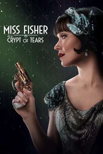 Miss Fisher & the Crypt of Tears Poster