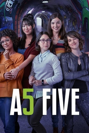 poster As Five 1ª Temporada Torrent (2020) Nacional WEB-DL 1080p - Download